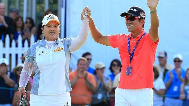 Park In-Bee: Nữ hoàng golf bình dị với bảng thành tích đáng ngưỡng mộ đến từ phương Đông - Ảnh 4.
