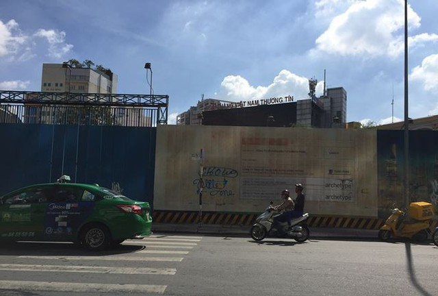 Khu đất 1 tỷ đồng/m2 liên quan sai phạm của ông Nguyễn Thành Tài - Ảnh 1.