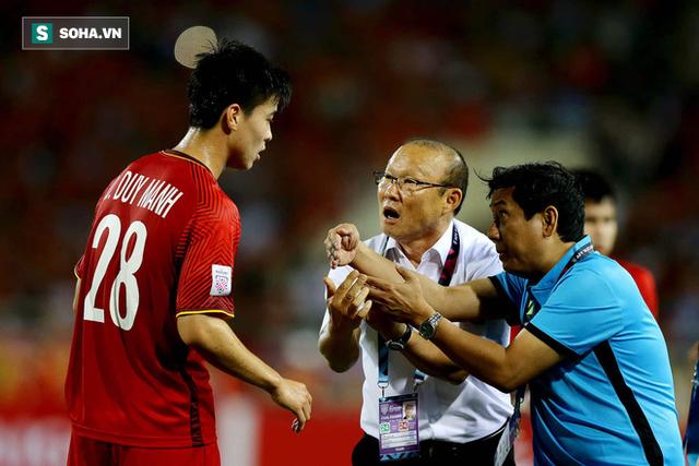 Sự tiếc nuối nho nhỏ cho HLV Park Hang-seo và cơ hội để giành lấy tất cả - Ảnh 1.
