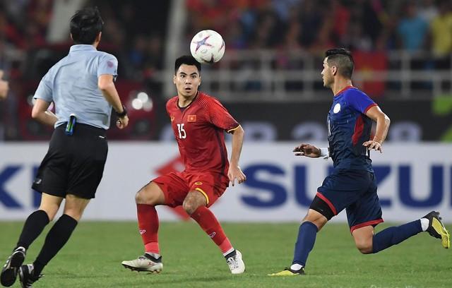 Việt Nam có 4 đại diện lọt vào đội hình tiêu biểu vòng bán kết AFF Cup 2018 - Ảnh 6.