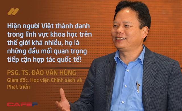Giám đốc Học viện Chính sách và Phát triển: Kinh nghiệm Việt Nam có được trong thời gian qua rất có giá trị, là bài học cho các nước khác! - Ảnh 2.