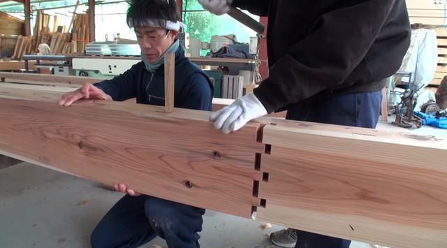Đây là cách mà người Nhật làm nhà gỗ không cần dùng đến 1 cái đinh - Ảnh 6.