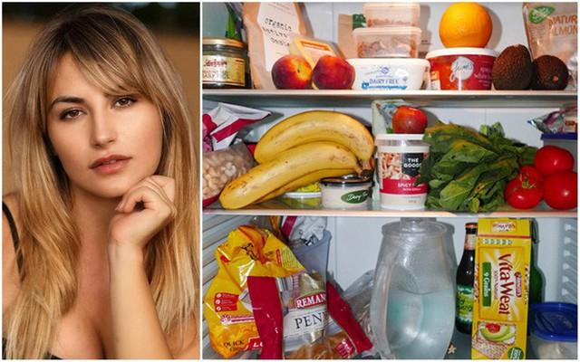 Bên trong tủ lạnh của 7 huấn luyện viên sức khỏe hàng đầu Instagram có gì? - Ảnh 4.