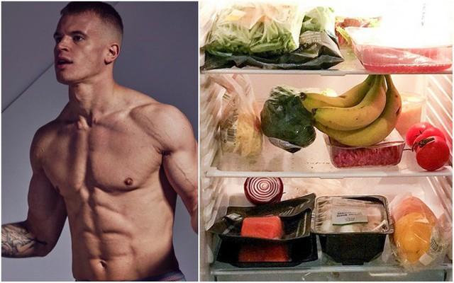 Bên trong tủ lạnh của 7 huấn luyện viên sức khỏe hàng đầu Instagram có gì? - Ảnh 5.