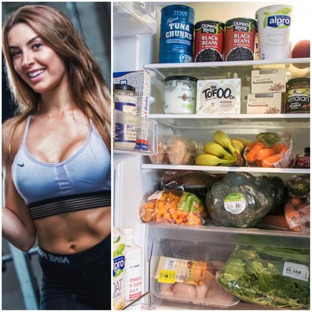Bên trong tủ lạnh của 7 huấn luyện viên sức khỏe hàng đầu Instagram có gì? - Ảnh 6.