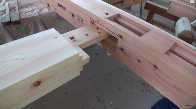 Đây là cách mà người Nhật làm nhà gỗ không cần dùng đến 1 cái đinh - Ảnh 7.