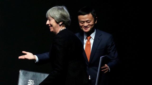 Jack Ma sẽ là cứu cánh cho nước Anh thời hậu Brexit? - Ảnh 1.