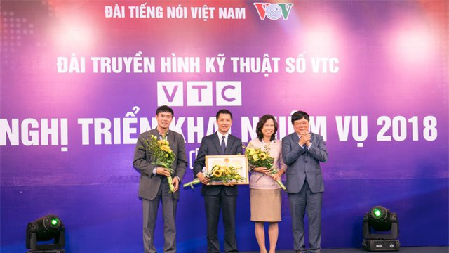 Năm 2018, Đài VTC đặt mục tiêu doanh thu vượt mức 1.000 tỉ đồng - Ảnh 1.