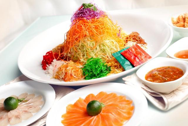 Các nước châu Á ăn gì trong ngày Tết Nguyên Đán - Ảnh 3.