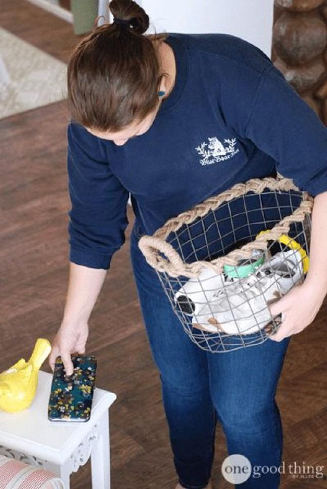 8 mẹo vặt đơn giản giúp bạn tiết kiệm thời gian tẩy rửa và dọn dẹp trong ngày Tết - Ảnh 5.