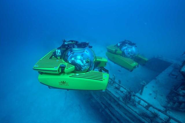 Thú chơi độc mới xuất hiện của giới siêu giàu: Du lịch thế giới đại dương bằng tàu lặn cao cấp với giá tới 40 triệu USD - Ảnh 3.