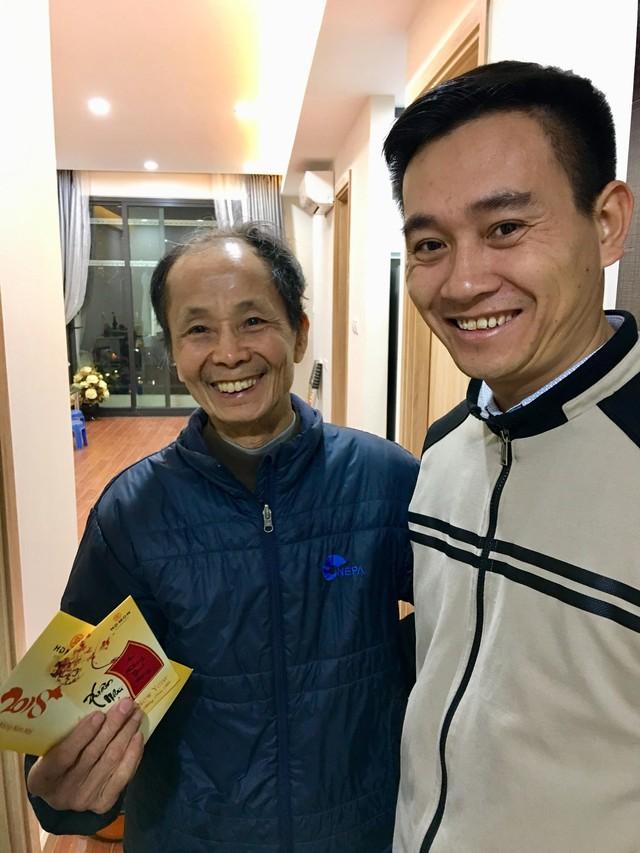 HDMON Holdings tặng quà và chúc tết cư dân Mon City tết Mậu Tuất - Ảnh 1.