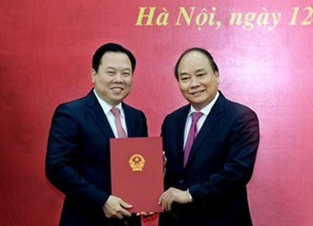 Thủ tướng giao nhiệm vụ cho Chủ tịch Ủy ban Quản lý vốn Nhà nước tại doanh nghiệp - Ảnh 1.