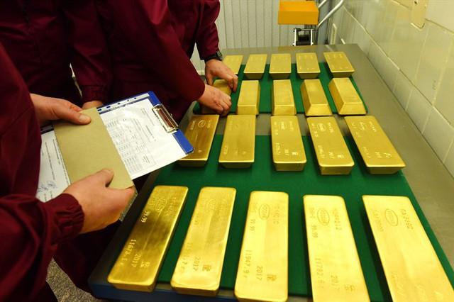 Tiết lộ bí mật kho vàng dự trữ của Nga - Ảnh 1.