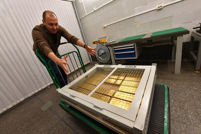 Tiết lộ bí mật kho vàng dự trữ của Nga - Ảnh 14.