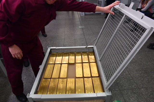 Tiết lộ bí mật kho vàng dự trữ của Nga - Ảnh 16.