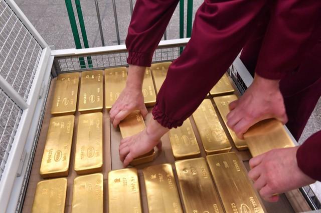 Tiết lộ bí mật kho vàng dự trữ của Nga - Ảnh 20.