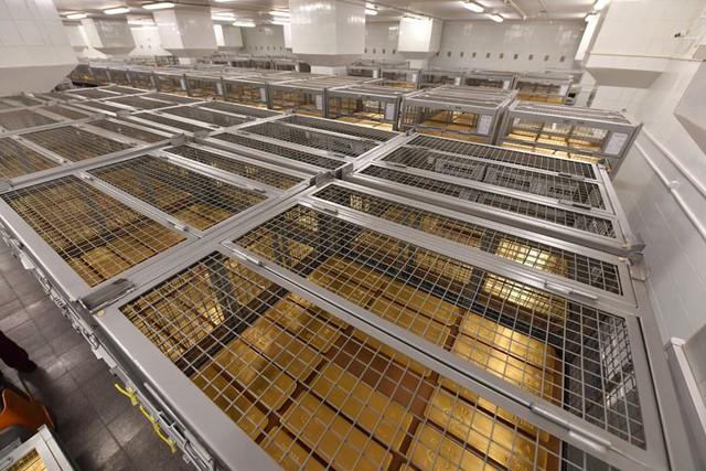 Tiết lộ bí mật kho vàng dự trữ của Nga - Ảnh 3.