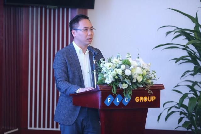 Tập đoàn FLC giới thiệu quần thể nghỉ dưỡng FLC Quảng Bình - Ảnh 1.