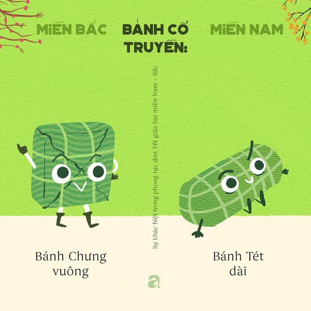 Những khác biệt thú vị ngày Tết giữa Hà Nội và Sài Gòn - Ảnh 6.