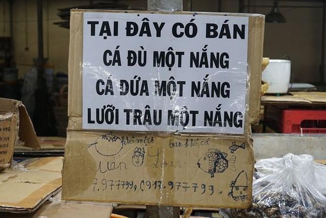 Chợ thủy hải sản khô lớn nhất Sài Gòn tất bật ngày cận Tết  - Ảnh 9.
