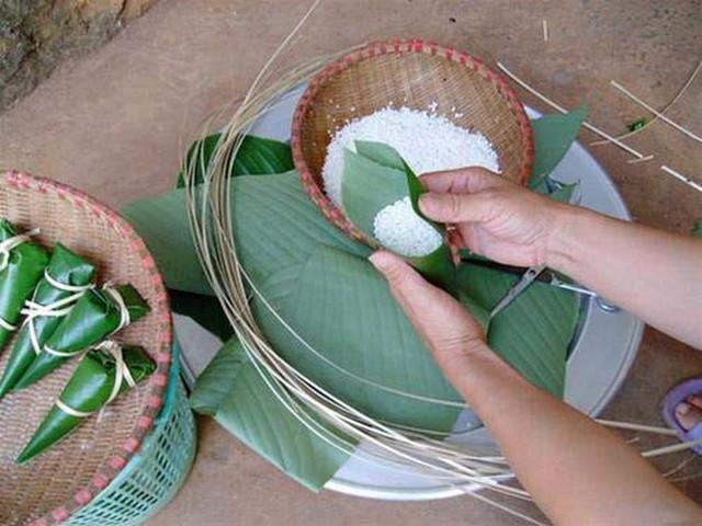 Cũng ăn Tết Nguyên Đán, nhưng các dân tộc vùng núi có những món vô cùng đặc sắc và lạ lẫm - Ảnh 9.