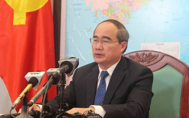 Ông Nguyễn Thiện Nhân: Thời cơ để TP.HCM phát triển - Ảnh 1.