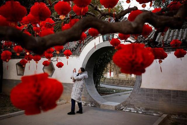 Châu Á ngập tràn sắc đỏ cùng linh vật chú chó chào Tết Nguyên Đán - Ảnh 11.