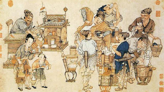 Khám phá mâm cơm đón Tết của người TQ xưa: Có điểm khác với những kiêng kỵ ngày nay - Ảnh 1.