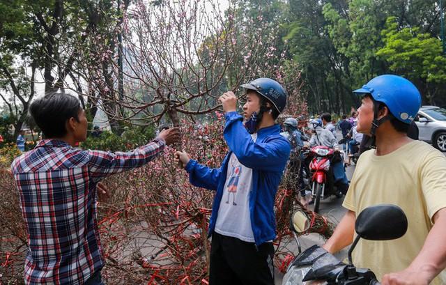 Hoa Tết dội chợ, chất như núi ở chợ hoa sỉ Đầm Sen, TP HCM - Ảnh 20.