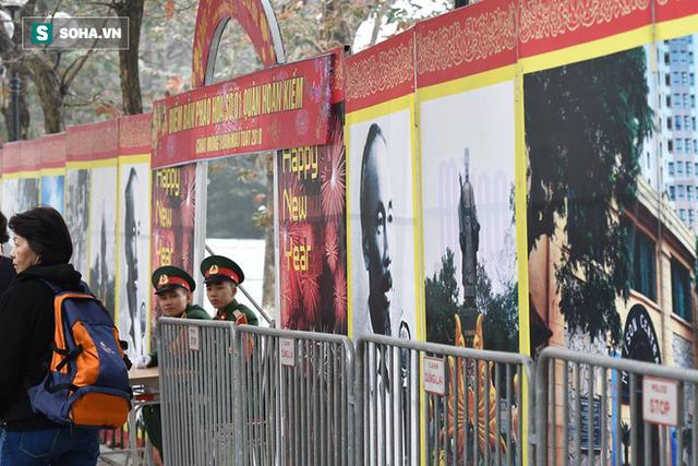 Trận địa pháo hoa tại Hà Nội trước khoảnh khắc Giao thừa - Ảnh 5.
