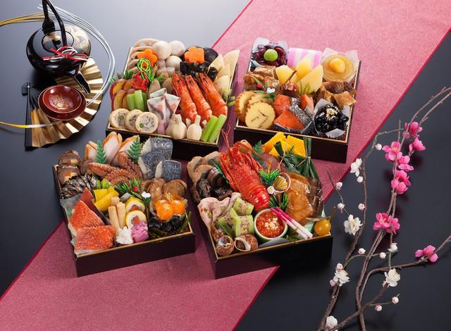 Món ăn ngày Tết ở Nhật Bản không chỉ đẹp mắt mà còn đầy ý nghĩa tốt lành - Ảnh 1.