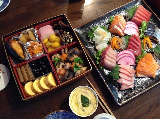 Món ăn ngày Tết ở Nhật Bản không chỉ đẹp mắt mà còn đầy ý nghĩa tốt lành - Ảnh 12.
