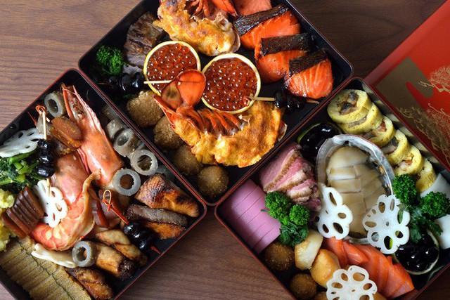 Món ăn ngày Tết ở Nhật Bản không chỉ đẹp mắt mà còn đầy ý nghĩa tốt lành - Ảnh 13.