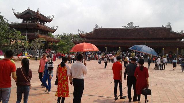 Mướt mồ hôi ở ngôi chùa lớn nhất miền Tây ngày Mùng 1 Tết - Ảnh 34.