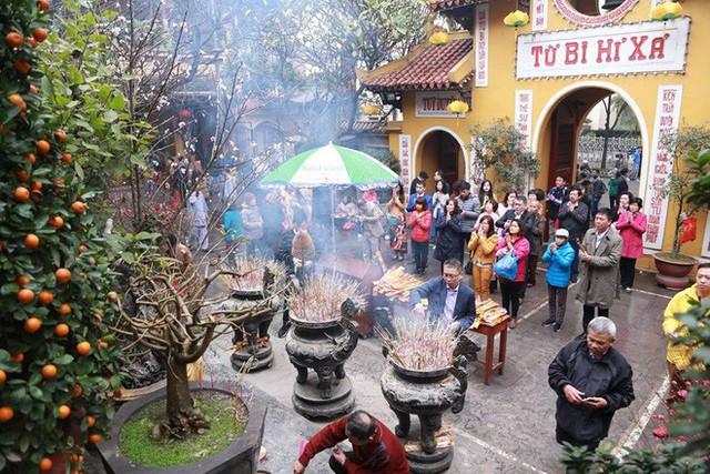 16 ngôi chùa, di tích nổi tiếng linh thiêng ở Hà Nội và Sài Gòn, đầu năm ai cũng muốn đến cầu may  - Ảnh 2.