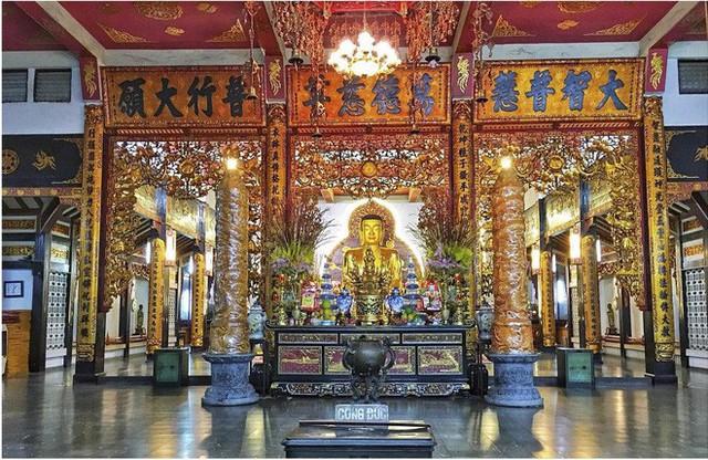 16 ngôi chùa, di tích nổi tiếng linh thiêng ở Hà Nội và Sài Gòn, đầu năm ai cũng muốn đến cầu may  - Ảnh 13.