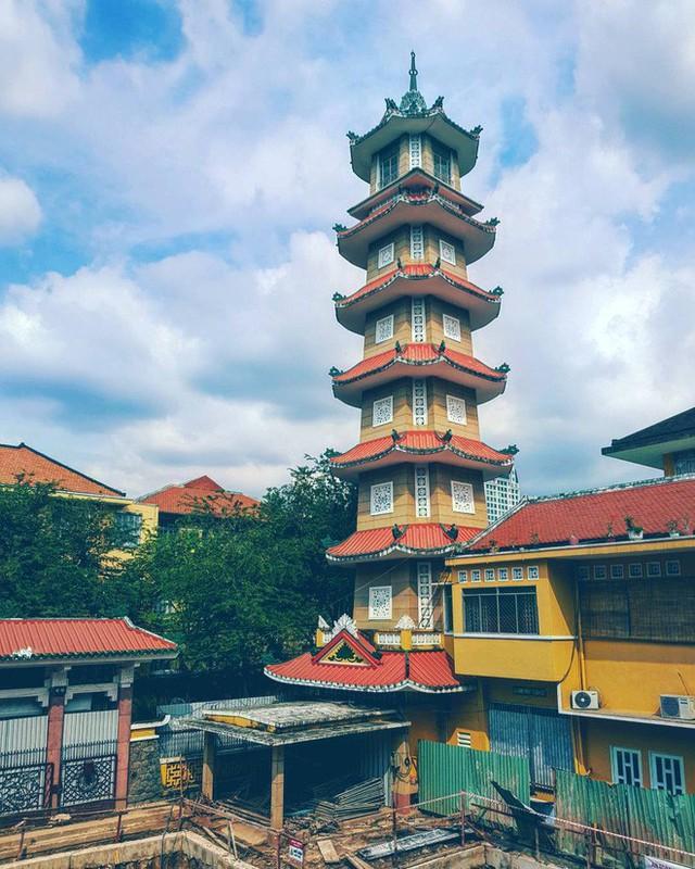 16 ngôi chùa, di tích nổi tiếng linh thiêng ở Hà Nội và Sài Gòn, đầu năm ai cũng muốn đến cầu may  - Ảnh 16.
