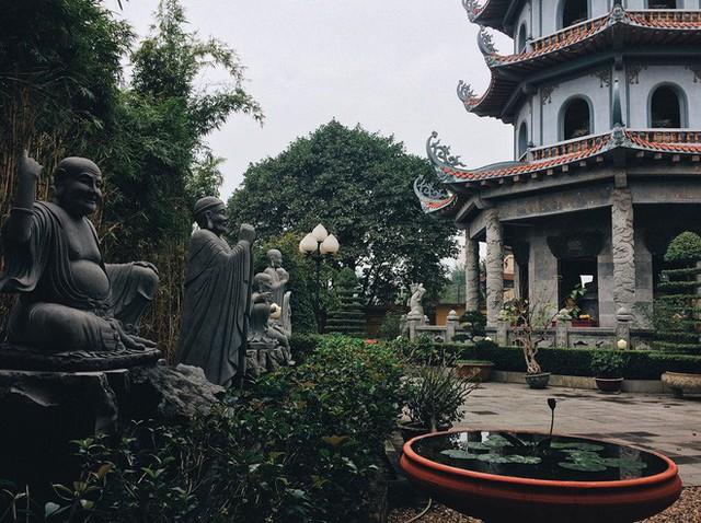 16 ngôi chùa, di tích nổi tiếng linh thiêng ở Hà Nội và Sài Gòn, đầu năm ai cũng muốn đến cầu may  - Ảnh 4.