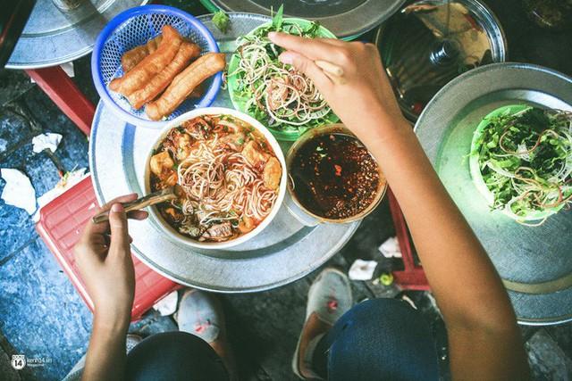 Ở Hà Nội, đầu năm mà la cà quán xá thì ăn gì cho đỡ ngấy? - Ảnh 4.