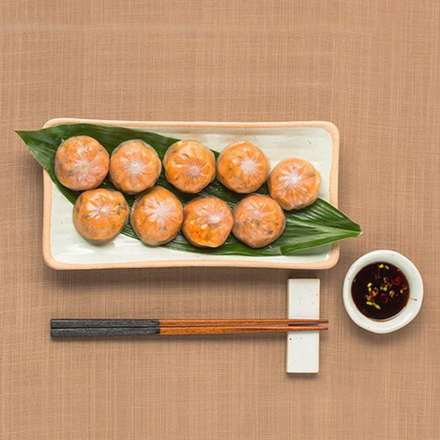 Bánh bao trong suốt như giọt nước khiến giới trẻ Hàn Quốc đổ từ cái nhìn đầu tiên có gì bên trong? - Ảnh 5.