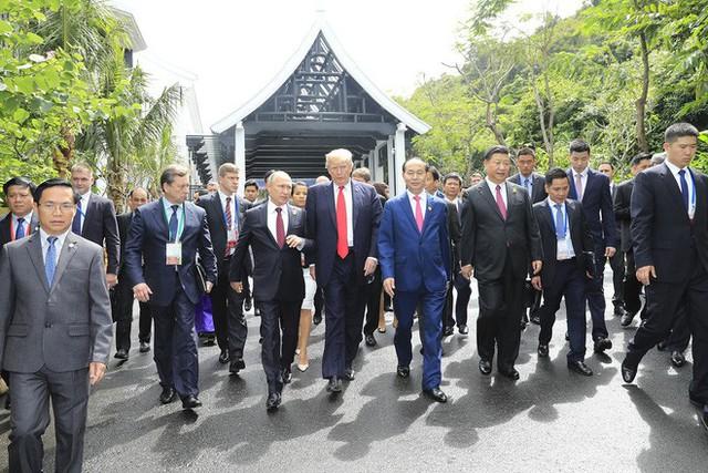Gặp người lo bữa ăn trưa cho 21 lãnh đạo các nền kinh tế thế giới tại APEC 2017 - Ảnh 7.