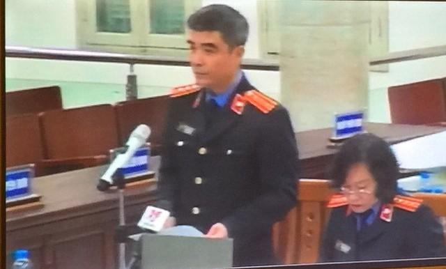 Trịnh Xuân Thanh: Cơ quan CSĐT ngày xưa chưa ai nói bị cáo vi phạm pháp luật - Ảnh 1.