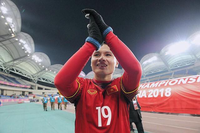 Cảm ơn CĐV Việt Nam, cuối cùng Quang Hải cũng có giải thưởng ở VCK U23 châu Á - Ảnh 1.