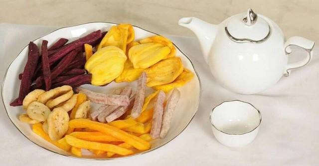 Ăn hoa quả sấy khô vào dịp Tết: Đừng bỏ qua những khuyến cáo từ chuyên gia - Ảnh 4.