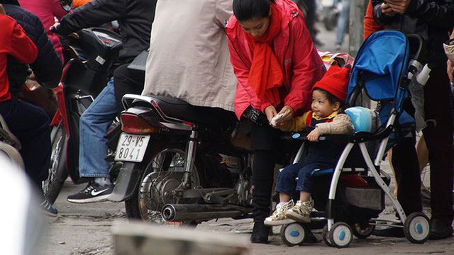 Giao thông Hà Nội bắt đầu tăng tăng nhiệt - Ảnh 8.
