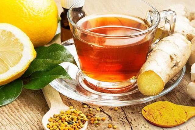 Lợi ích tuyệt vời của trà gừng nghệ đối với sức khỏe ngay những ngày đầu năm mới - Ảnh 1.