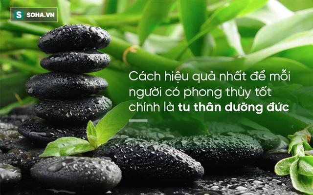 Từng giúp Lý Gia Thành, thầy phong thủy nổi tiếng Hong Kong để lại di ngôn đáng ngẫm - Ảnh 2.