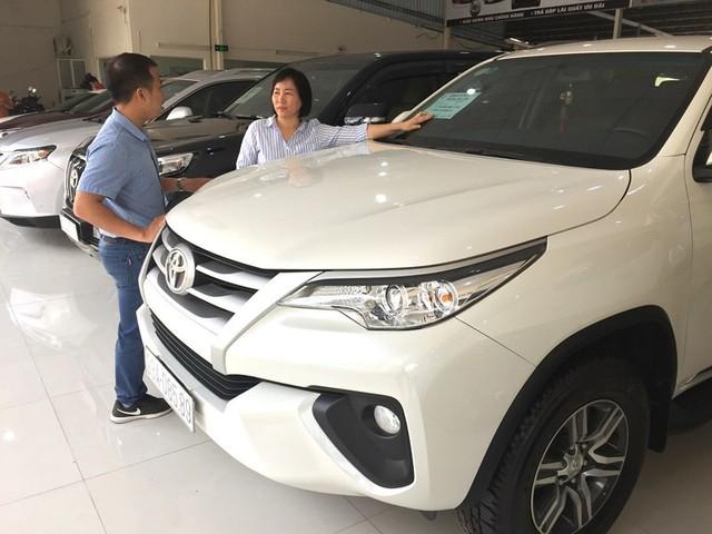 Nhiều mẫu ô tô bán chạy nhất trong tháng Tết 2018 - Ảnh 1.