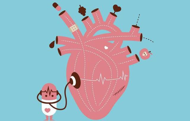 8 yếu tố làm tăng nguy cơ mắc bệnh tim mà bạn không thể ngờ đến - Ảnh 1.